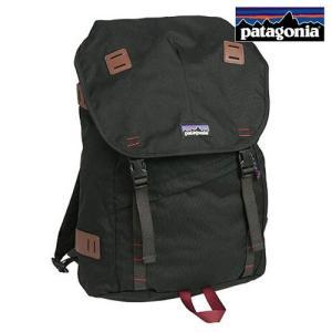 パタゴニア patagonia リュック 47956 アーバーパック 26L ARBOR PACK ブラック メンズ レディース 通勤 通学 アウトドア|mpee