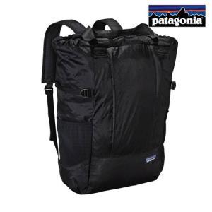 パタゴニア patagonia 48808 lightweight travel tote pack 22L ライトウェイト・トラベル・トート 22L ブラック|mpee