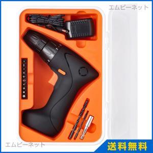 IKEA イケア FIXA スクリュードライバー/ドリル、リチウムイオンバッテリー (502.032.60)|mpee