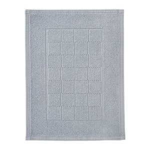 IKEA イケア EMMAN バスマット グレー ブルー|mpee