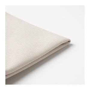 IKEA イケア  FROSON フローソーン カバー チェアクッション用 屋外用 ベージュ (503.917.27)|mpee