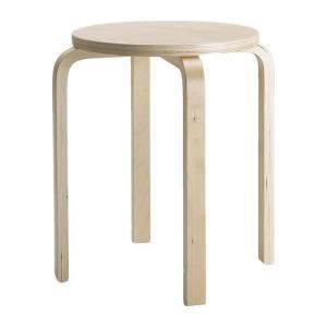 IKEA イケア FROSTA スツール バーチ材合板 (601.623.01)|mpee