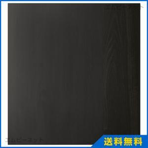 IKEA イケア LAPPVIKEN 扉 ブラックブラウン (602.916.71)|mpee