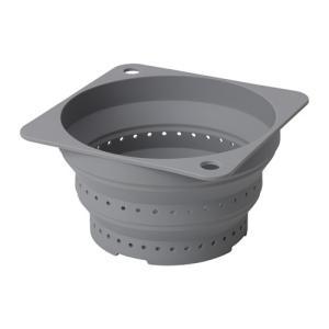 IKEA イケア KLOCKREN 水切りボウル シリコン  (603.378.34)