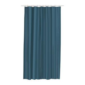 IKEA イケア EGGEGRUND シャワーカーテン グリーンブルー (703.391.11) mpee