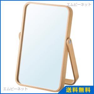 IKEA イケア IKORNNES テーブルミラー アッシュ  (803.069.21)|mpee