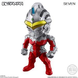 CONVERGE HERO'S ULTRAMAN 01(コンバージ ヒーローズ ウルトラマン) 「SEVEN」 バンダイ mpitsuki-ys