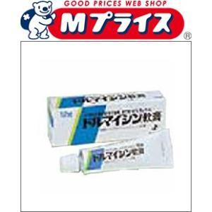 第2類医薬品 ゼリア新薬 ドルマイシン軟膏 12gの商品画像