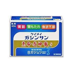 【恵命堂】 恵命我神散(ガジュツ) 40包 【第2類医薬品】