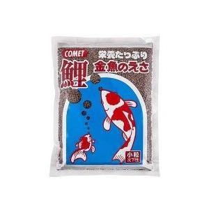 【イトスイ】コメット 鯉・金魚のエサ 小粒 400g ★ペット用品 ※お取り寄せ商品