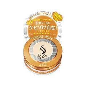 【コーセーコスメポート】サロンスタイル ヘアワックス (ハード) 75g 【お取り寄せ商品】 mprice-shop