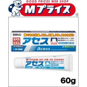 【第3類医薬品】【佐藤製薬】アセス 60g ※お取り寄せ商品