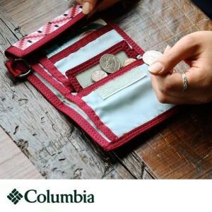 財布 ウォレット モザイク柄  3つ折り (コロンビア) Columbia 40代 50代|mr-lunberjack