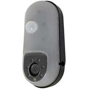 リーベックス(Revex) 防犯 カメラ 録画式 センサー カメラ microSDカード (別売) SD1000|mr-m