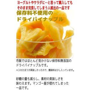 (お試し ポイント消化)(送料無料 食品 スイーツ 駄菓子)お一人様一回限り( ドライフルーツ ドライパイナップル) 保存料 無添加 70g ミスターマンゴー|mr-mango|02