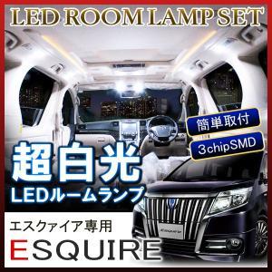 エスクァイア LEDルームランプ 104灯 ホワイト 新型|mr-store