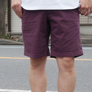 グラミチ GRAMICCI グラミチショーツ ST SHORTS パープル 紫 PURPLE 8555J-NOJ ショートパンツ mr-vibes