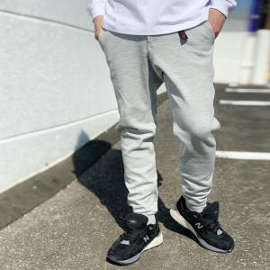 全2色 グラミチ GRAMICCI ジョガーパンツ COOL MAX NARROW RIB PANTS スウェットパンツ ヘザーグレー ブラック 黒 BLACK  GUP-21S013 mr-vibes