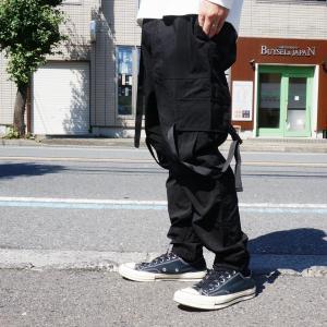 パックサン PAC SUN タクティカルパンツ カーゴパンツ ナイロンパンツ TACTICAL PANTS ブラック 黒 BLACK mr-vibes
