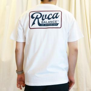 SALE セール 全3色 ルーカ RVCA Tシャツ MUSTANG S/S Tee ホワイト ブラック レッド BA041-215|mr-vibes