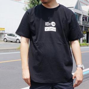 SALE セール 全2色 ルーカ RVCA Tシャツ FLIP RVCA ANP S/S Tee ブラック ワインレッド BA041-252|mr-vibes