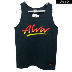 全2色 トニーアルバ TONY ALVA タンクトップ OG LOGO TANKTOP ノースリーブ ホワイト ブラック ALVA SKATES|mr-vibes