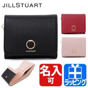ジルスチュアート JILL STUART 財布 二つ折り ミニ財布 エターナル レディース 名入れ ギフト プレゼント ラッピング 定番 人気 おすすめ JSLW0DS2の画像
