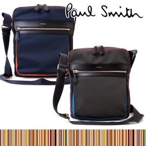ポールスミス Paul Smith バッグ ショルダーバッグ ナイロン 873097 N311 PS...