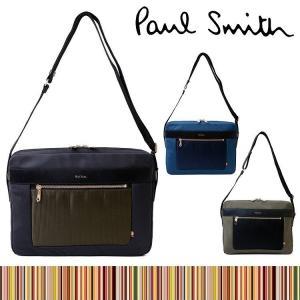ポールスミス Paul Smith バッグ ショルダー 873565 N801S PSN801 プレ...