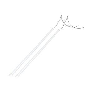 【色選択】 ホワイト・ブルー・レッド・アンバー・アクアブルー  単色発光のLEDチューブライトです。...