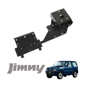 ジムニー JB23 スペアタイヤアップキット + ナンバー移動キット 2点セット リアナンバー ナン...