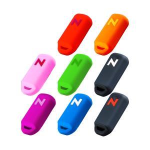 新型 N-BOX NBOXプラス Nワゴン N-ONE スマートキーケース スマートキーカバー シリコン ロゴ 誕生日 プレゼント|mrkikaku2