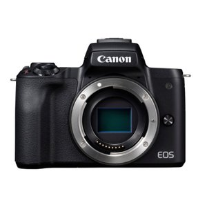新品 キャノン CANON EOS Kiss M ボディ ブラック ミラーレス一眼カメラ