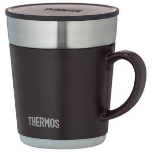 サーモス 保温マグカップ 0.24L エスプレッソ JDC-241(ESP)|mrmax