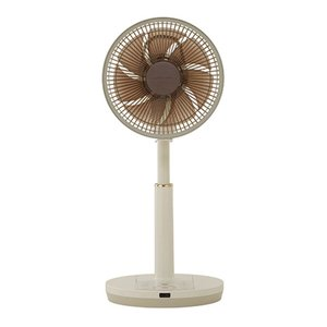 APIX INTERNATIONAL DC Living fan 25cm AFL−328R 7枚羽...