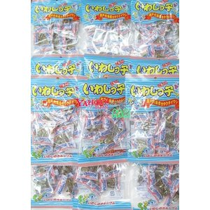 YC泉屋製菓総本舗 小袋15袋 いわしっ子【1k】×12袋 +税 【送料無料(北海道・沖縄は別途送料)】|mrokkuni