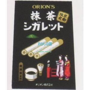 YCオリオン 140G抹茶シガレット×20個 +税  mrokkuni
