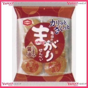 YCx亀田製菓 18枚 亀田のまがりせんべい×1...の商品画像