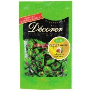 76Gデコレティラミスチョコレート抹茶