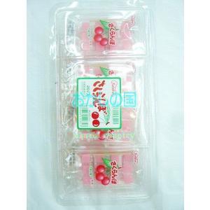 YC共親製菓 12粒さくらんぼ餅×20袋 +税 |mrokkuni