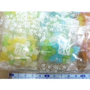 【メール便送料無料】YCマルタ食品 50個入り金平糖花詰合わせ×1袋 +税 |mrokkuni|02