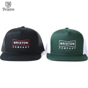 ブリクストン BRIXTON メッシュキャップ WEDGE HP MESH CAP|mroldman