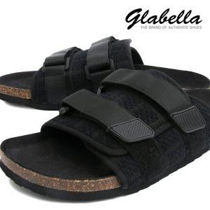 サンダル ベルト ストラップ 格子柄 靴 シューズ コンフォートサンダル メンズ(ブラック黒) glbt094|mroutlet