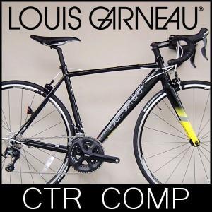 ロードバイク ルイガノ CTR COMP (グロスブラック) 54サイズ 2017 ms-ad