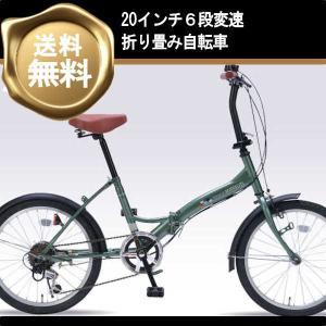 折り畳み自転車 20インチ折りたたみ自転車 マイパラスM-209 (アイビーグリーン) 2017 (MYPALLAS M-209) 折畳み自転車|ms-ad