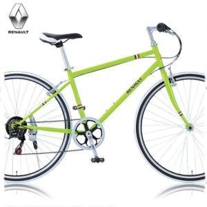 クロスバイク RENAULT CRB7006S グリーン /1199 / ルノー 700C|ms-ad