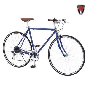 クロスバイク ROVER TR7006 (ブルー) ローバー  TR7006 CROSS バイク|ms-ad