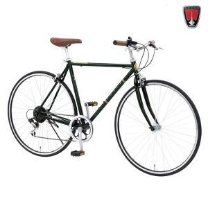 クロスバイク ROVER TR7006 (グリーン) ローバー  TR7006 CROSS バイク|ms-ad