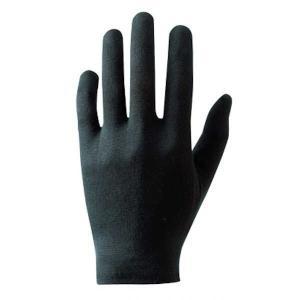 指先が冷えて動かなくなってしまう厳冬期に、冬用グローブの下へ重ねて着用することで保温力をアップさせる...