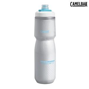 【CAMELBAK】 (キャメルバック) ポディウム アイス 620ML  (品番 #18892127) ホワイト/レイクブルー|ms-ad
